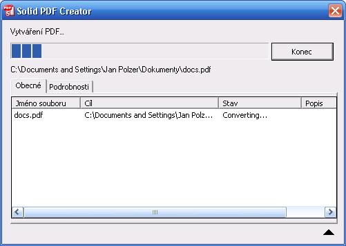 Archive pdf creator