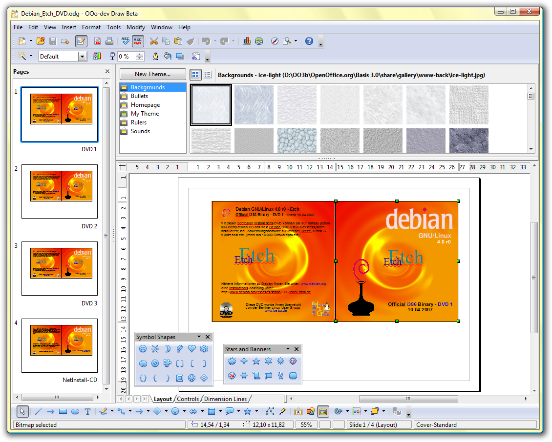 Openoffice 3 developer version beta draw screenshots archive openoffice 3 developer version beta draw thecheapjerseys Images