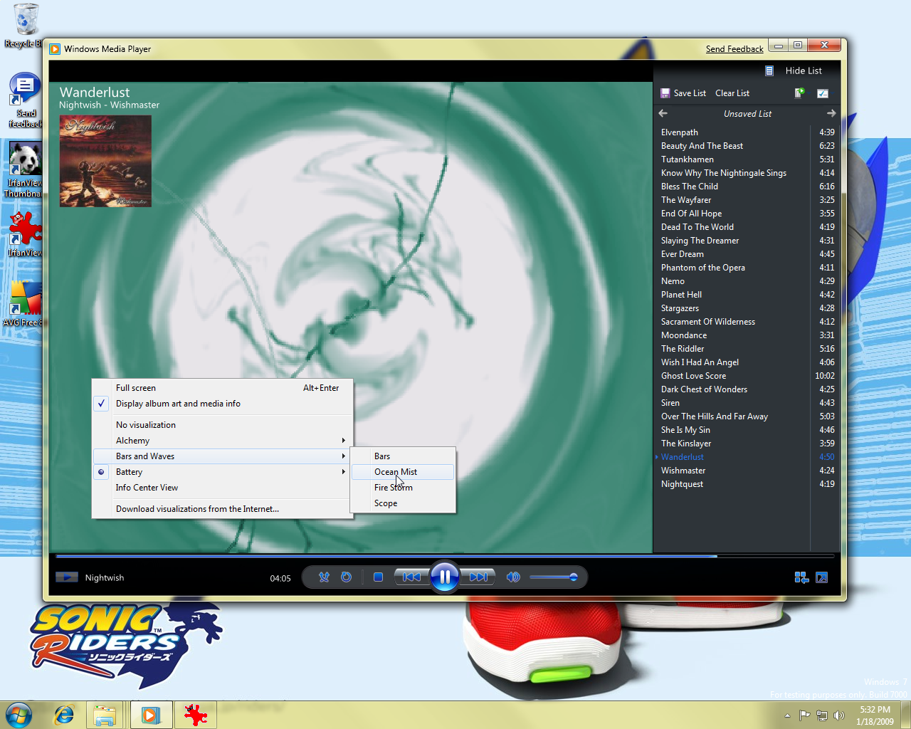 Windows media player 12 for windows 10 n & kn editions.